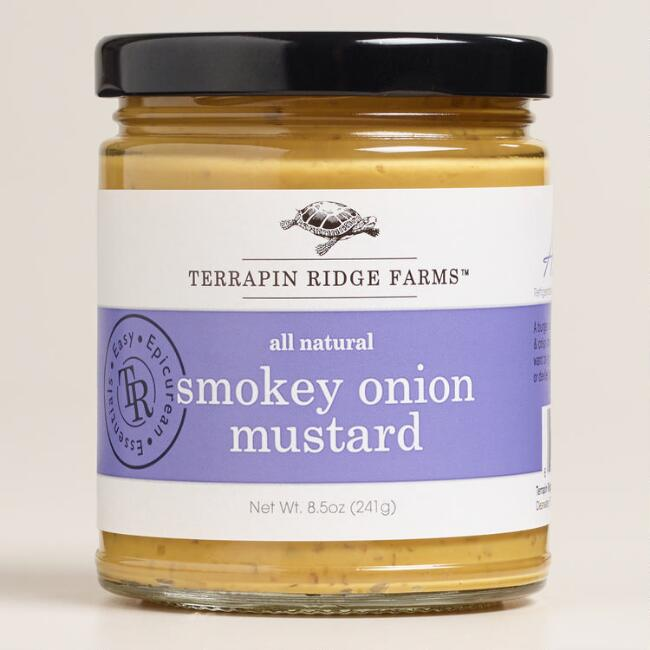 Terrapin Ridge Farms Smoky Onion Mustard
