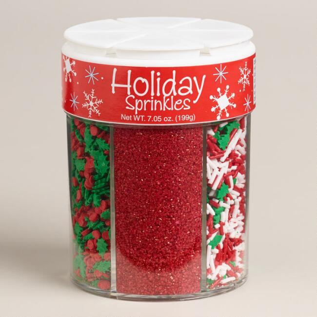 Dean Jacobs Six-in-One Holiday Sprinkles