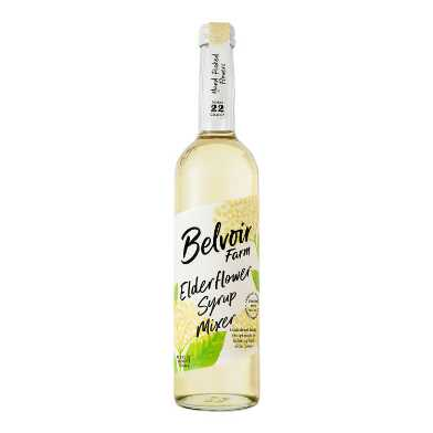 Belvoir Fruit Farms Elderflower Cordial