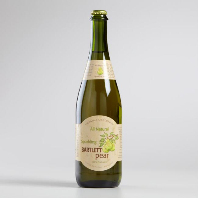 Bartlett Pear California Sparkling Juice
