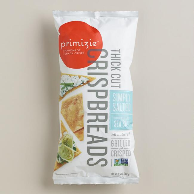 Primizie French Simply Salted Crisp Bread