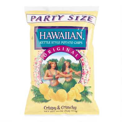 Hawaiian Original Kettle-Style Potato Chips