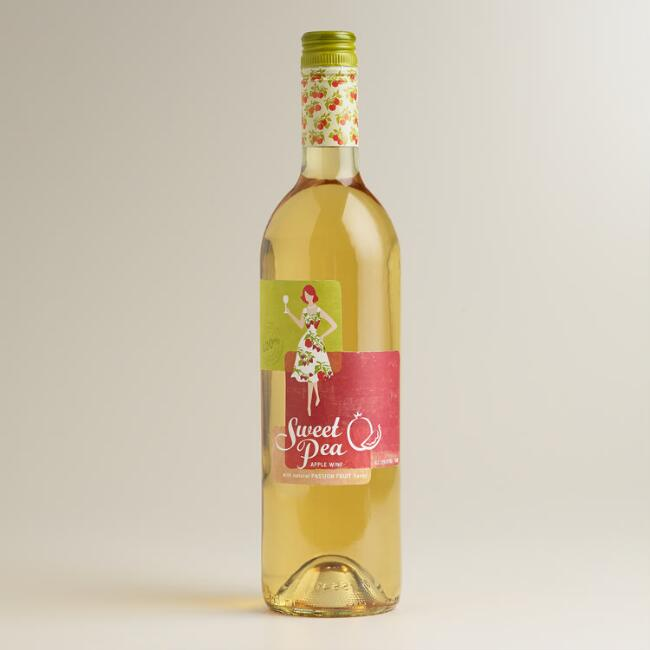 Sweet Pea Passion Fruit Apple Wine