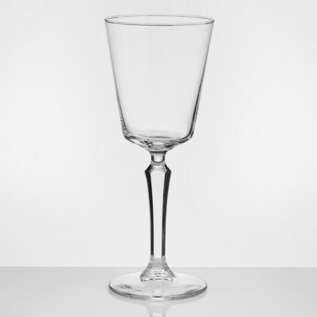 Speakeasy Wine Glasses Set of 4