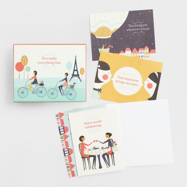 Celebrating You Boxed Notecards Set of 10
