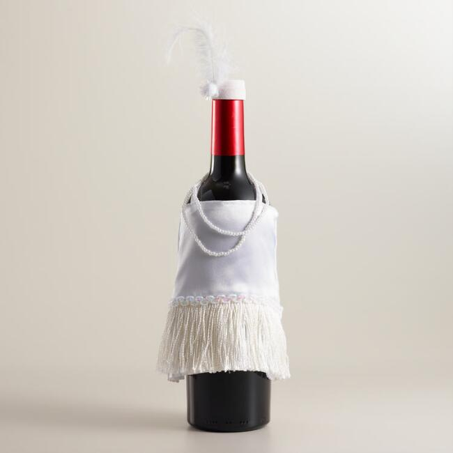 Flapper Wine Bottle Outfit