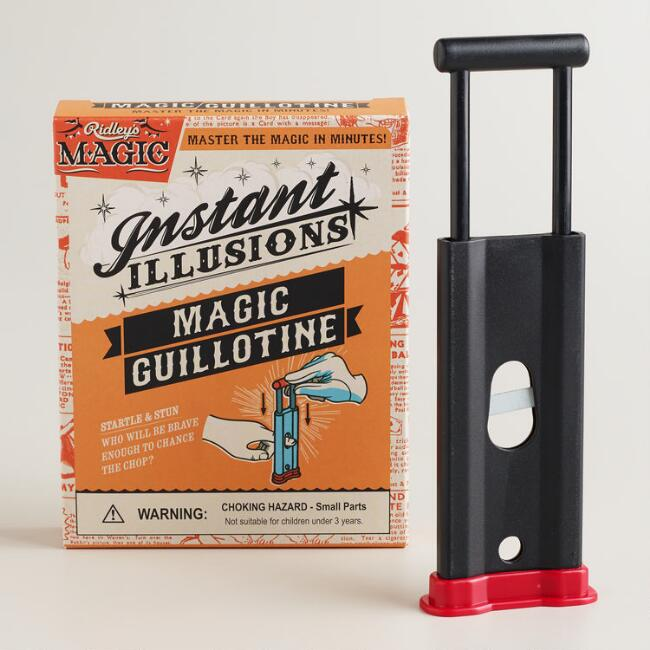 Magic Guillotine Instant Illusions Kit
