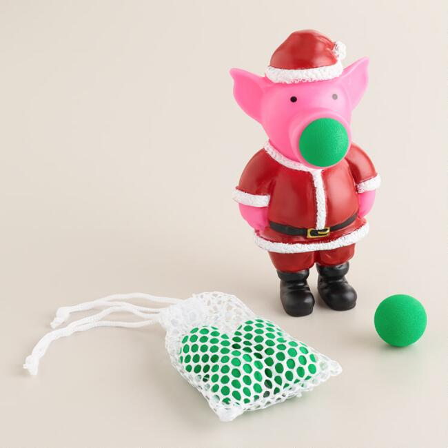 Holiday Pig Popper