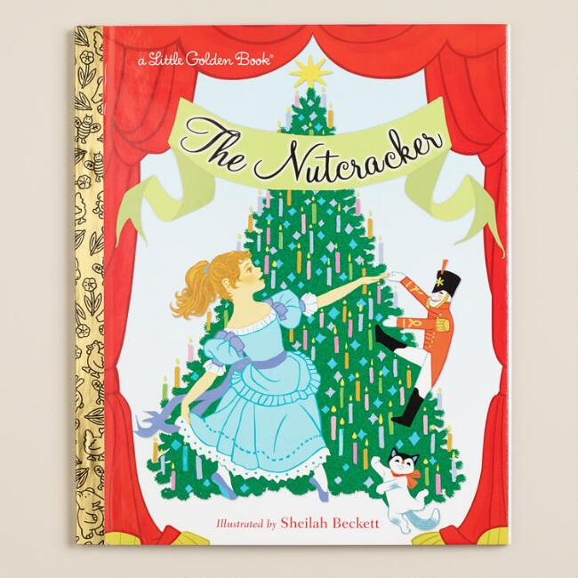 The Nutcracker, a Little Golden Book