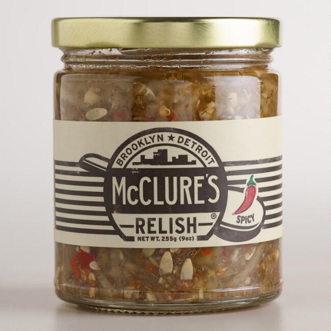 McClure's Spicy Relish