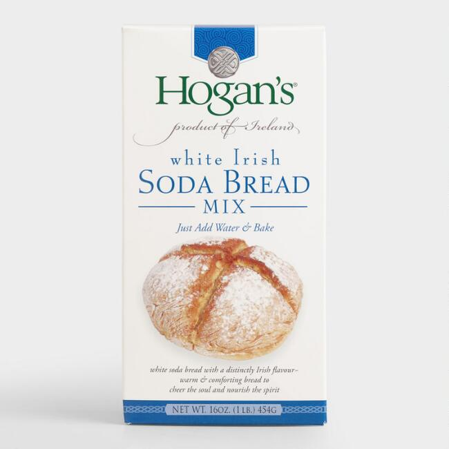 Hogan's White Irish Soda Bread, Set of 2