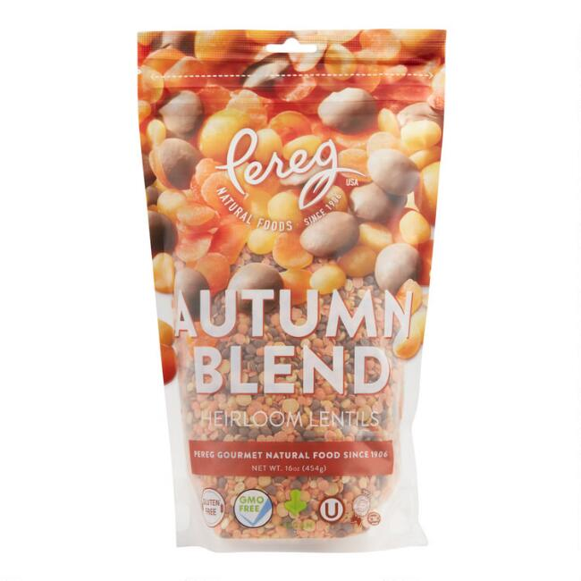 Pereg Autumn Blend Lentils, Set of 2