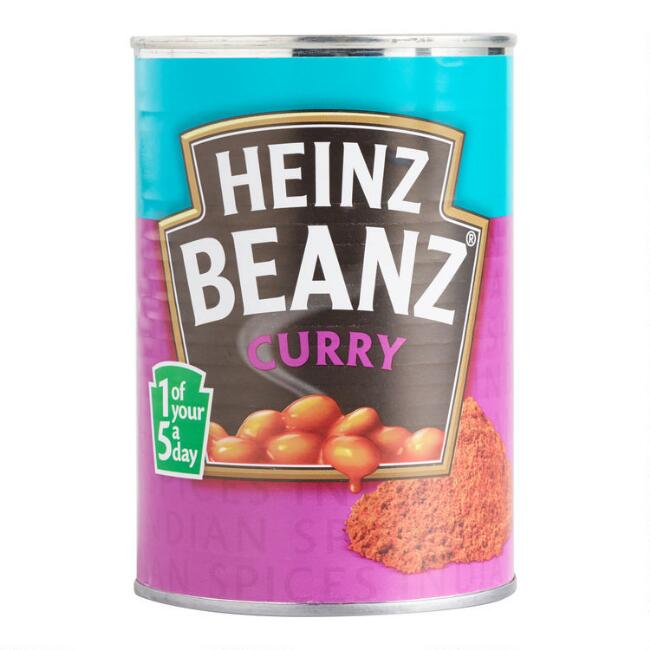 Heinz Curry Beans Set Of 6