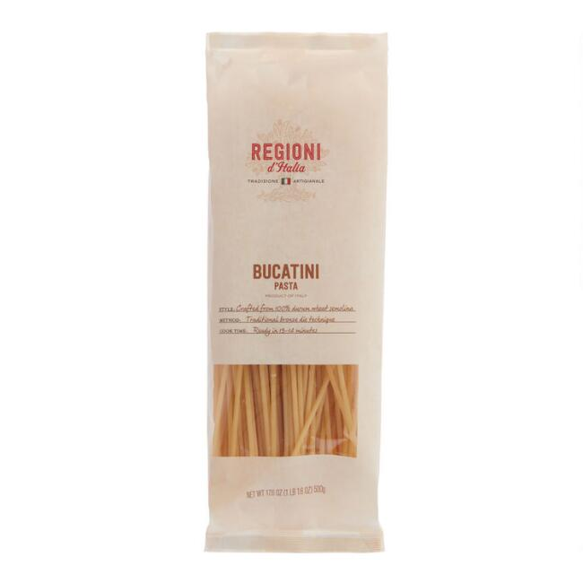 Regioni D'Italia Bucatini Pasta Set of 12