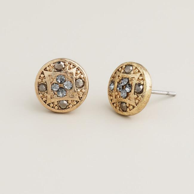 stud shop deco by butler earrings statement wilson art