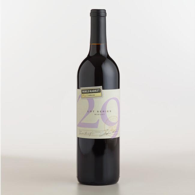 World Market® Lot 23 North Coast Zinfandel