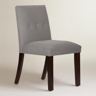 Velvet Dining Room Chairs | World Market