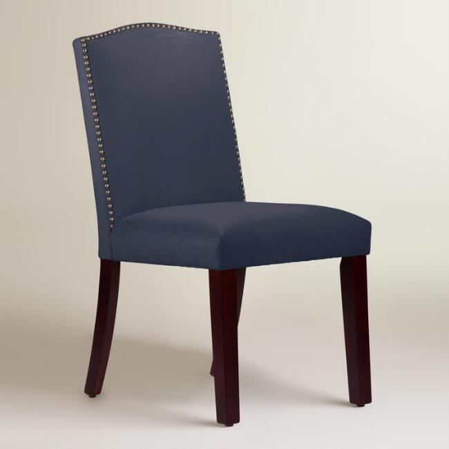 Velvet Abbie Upholstered Dining Chair