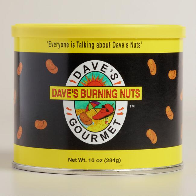 Dave's Gourmet Burning Nuts