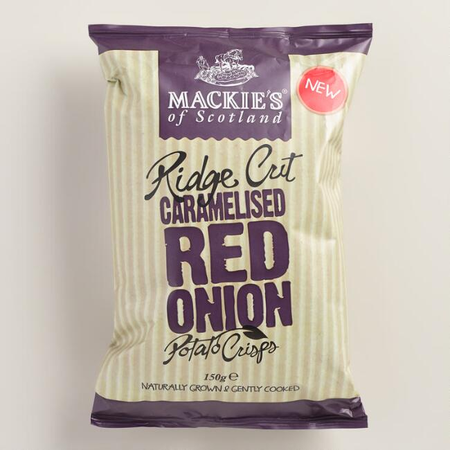 Mackie's Caramelized Red Onion Potato Chips
