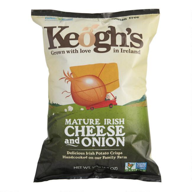 Dubliner Irish Cheese and Onion Potato Chips