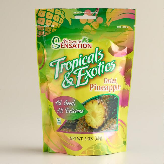 Heritage Nature's Sensation Dried Pineapple