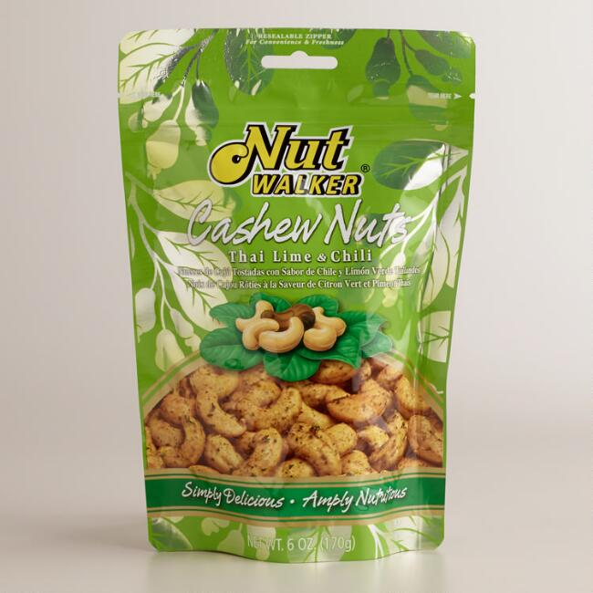 Heritage Thai Lime and Chili Cashew Nuts