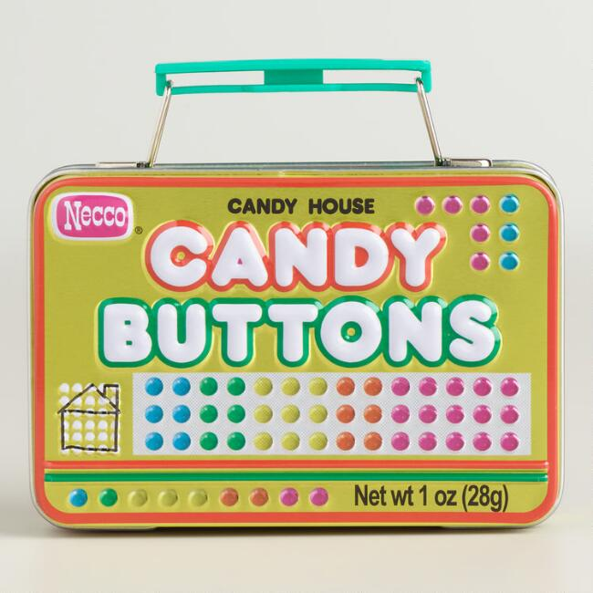 Candy-Filled Mini Lunch Box Tin
