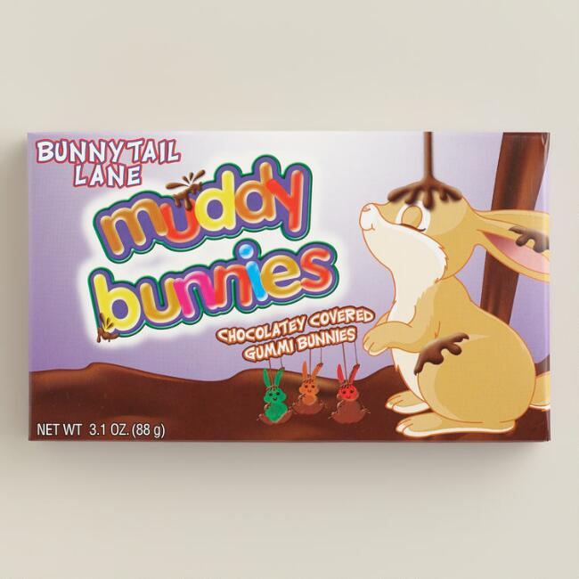 Taste Chocolate Gummy Muddy Bunnies