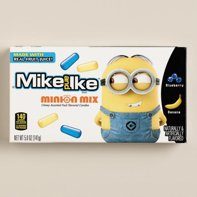 Mike and Ike Minion Mix Theater Box