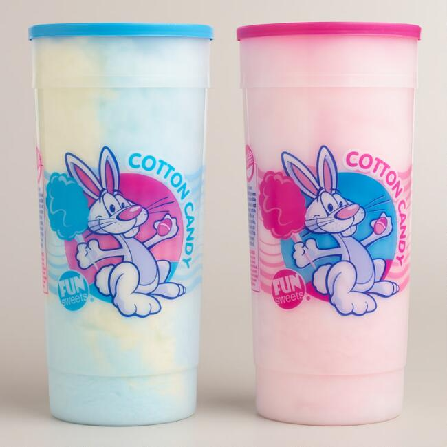 Fun Easter Bunny Cotton Candy