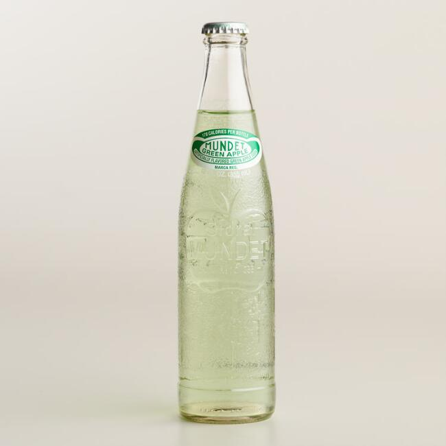 Sidral Mundet Green Apple Soda
