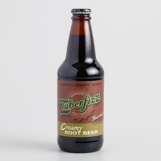 Zuberfizz Creamy Root Beer