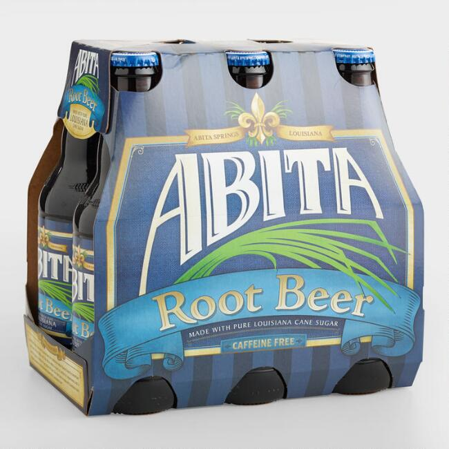Abita Root Beer, 6-Pack