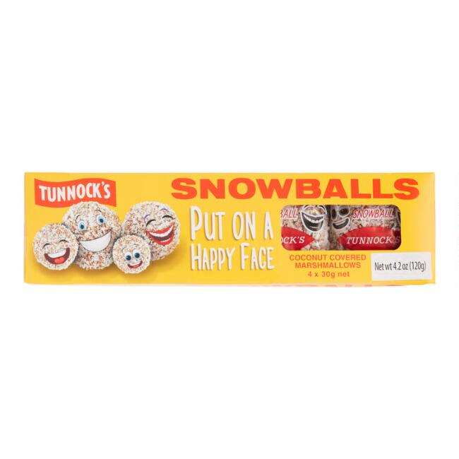 Tunnock's Snowballs, 4-Pack