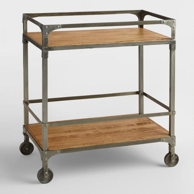 Bar Carts and Butler Trays | World Market on outdoor cart, diy trunk, 3 level plastic utility cart, diy storage rack, diy home decor, diy cabinet, diy stand, diy armoire, diy bedroom set, restaurant three tier cart, diy living room, diy rug,