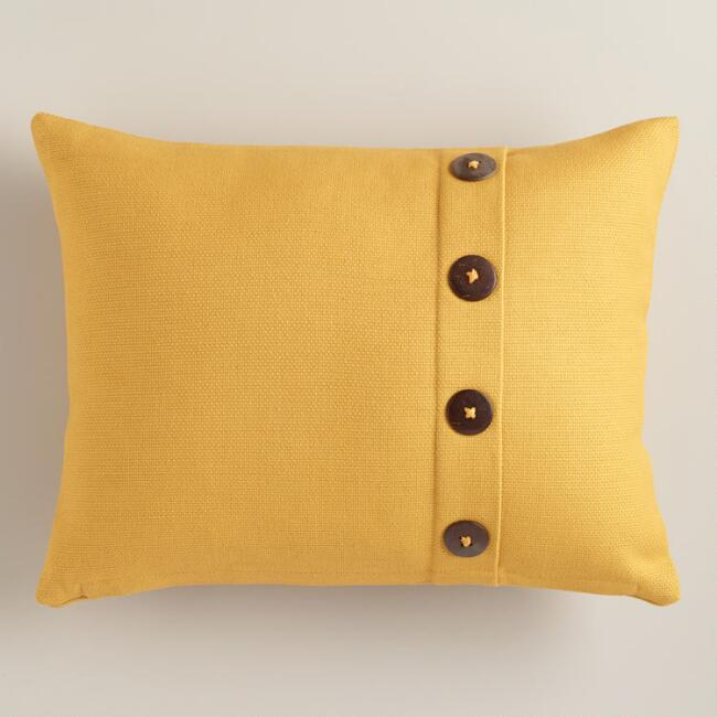 shell square decorative pillows linen throw pure yellow ac your covers case cotton com dp amazon cushion smile blend pillow