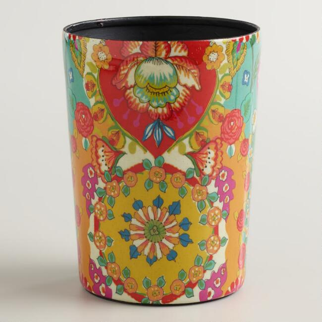 Bettina Floral Toothbrush Holder