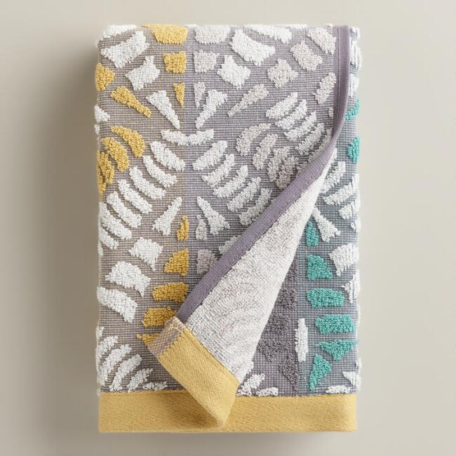 Katia Sculpted Hand Towel