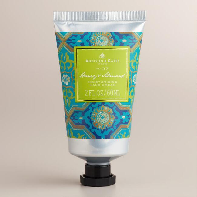 A&G Tile Honey Almond Hand Cream, Set of 2