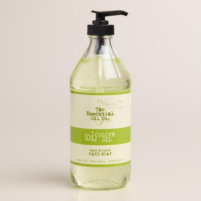 Essential Oil Co. Olive Oil Hand Soap