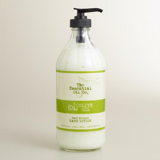 Essential Oil Co. Olive Oil Lotion