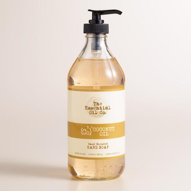 Essential Oil Co. Coconut Oil Hand Soap