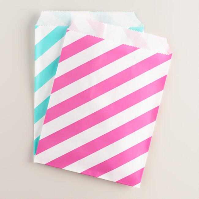Party Favor Bags, 24-Pack