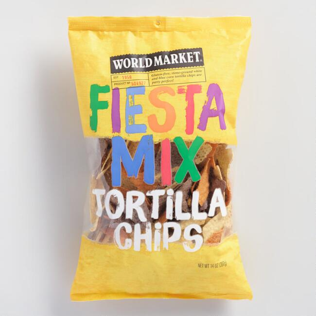 World Market® Fiesta Tortilla Chips