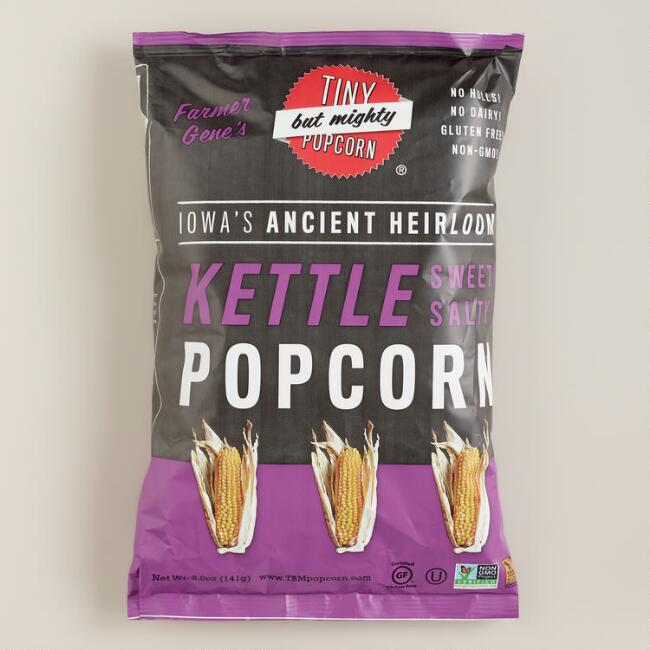 Tiny But Mighty Ready-To-Eat Heirloom Kettle Popcorn