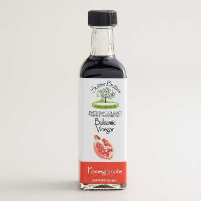 Sutter Buttes Pomegranate Balsamic Vinegar