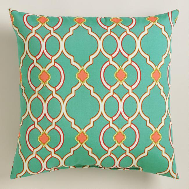 Ethel Outdoor Throw Pillow