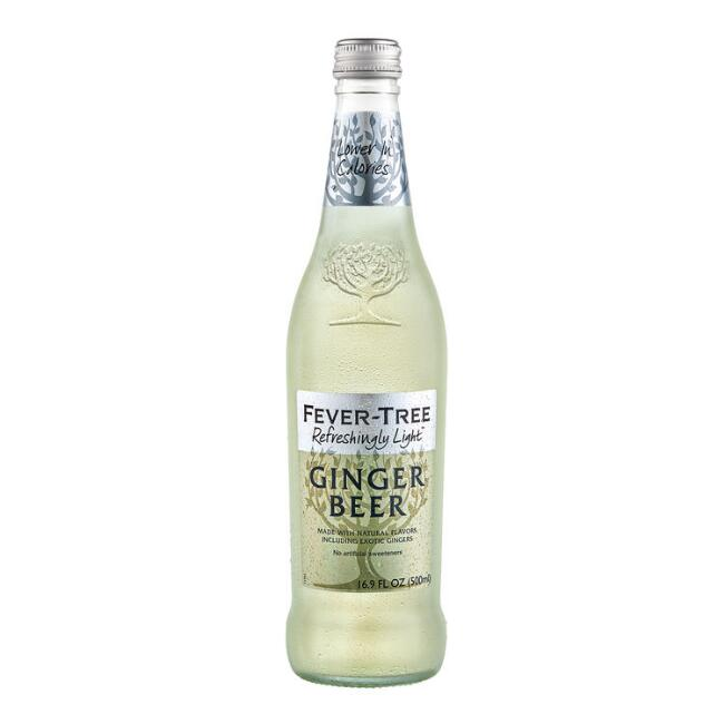 Fever Tree Light Ginger Beer