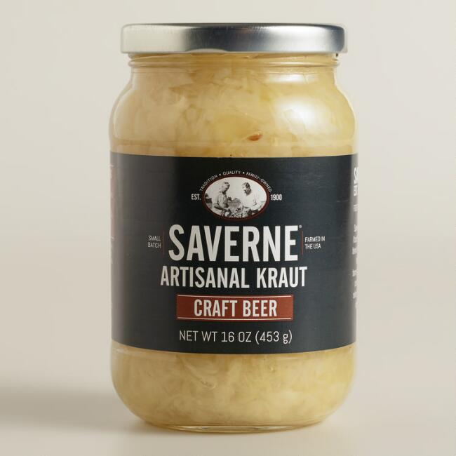 Saverne Craft Beer Sauerkraut